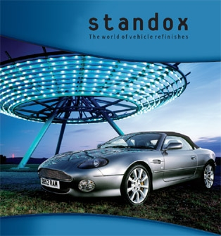 Standox Water Based Paint